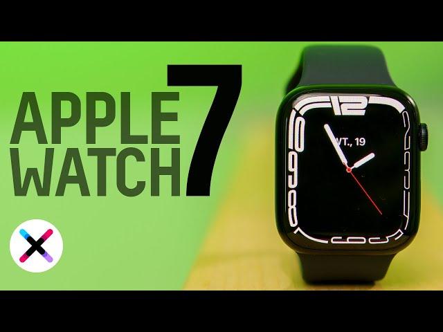 TO TYLKO EWOLUCJA 🍏 | (prawie) recenzja, pierwsze wrażenia o Apple Watch 7