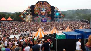 Headhunterz Mysteryland 2013