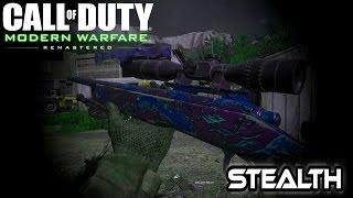 Callofduty MWR: Stealth is Key