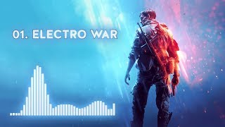 Battlefield V Official Soundtrack - 01 Electro War | HD 60fps (With Visualizer)