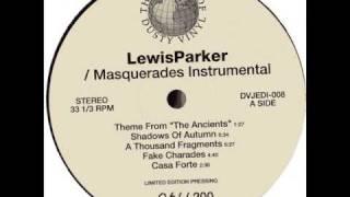 lewis parker - casa forte (instrumental)