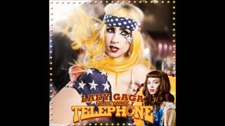 Lady Gaga - Telephone Karaoke / Instrumental with backing vocals and lyrics