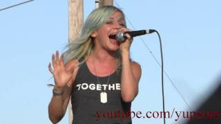 Lacey Sturm Rot Live HD HQ Audio!!! Uprise 2015