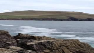 Dun Sheen Sea Cliff Climbing