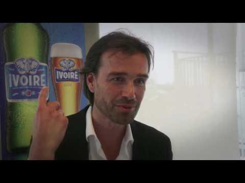 #AfricaConnected - Alexander Koch, general manager of Heineken's new Brassivoire brewery in Abidjan