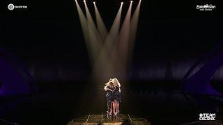 OG3NE - Lights and Shadows | Eurovision Final 2017 | TeamOG3NE