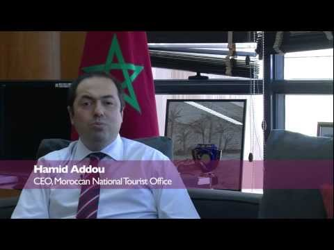 PURE Life Experiences TV Interview – Hr Hamid Addou, CEO, National Moroccan Tourism Office