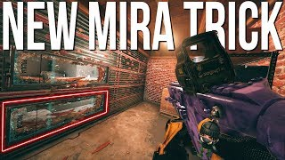 NEW Mira Trick AGAIN + Amazing Spawn Kill on Kafe Rework! - Rainbow Six Siege Phantom Sight