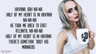 Havana - Camila Cabello (Lyrics)(Madilyn Bailey Cover)