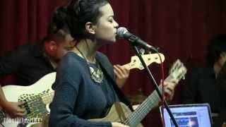 Indra Lesmana ft. Eva Celia - Prahara Cinta @ Mostly Jazz 31/01/14 [HD]
