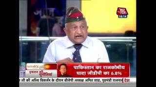 इमरान के पाकिस्तान पर भरोसे करे हिंदुस्तान? Halla Bol With Guest Anchor Retd Lt Gen Shankar Prasad width=