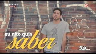 Diogo Batáguas declama - Luís Filipe Borges - 5 Para a Meia-Noite