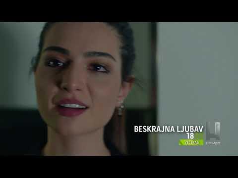HAYAT TV: BESKRAJNA LJUBAV - najava serije za 14 01 2019