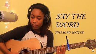 Say the word (cover) || Kiersten Abernathy