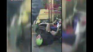 Video Amatir Sesaat Densus 88 Tembak Mati Dua Terduga Teroris di Depok - iNews Malam 23/06