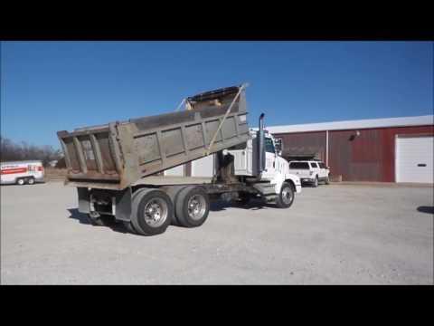1999 Western Star 5964SS dump truck for sale | no-reserve Internet auction April 13, 2017