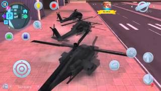 [Gangstar Vegas] Inside The Army Camp Gangstar IV