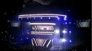 Swedish House Mafia at Madison Square Garden - Leave The World Behind - One Last Tour LIVE 2013
