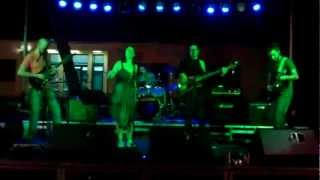 Tea Cans - Upside Down (Diana Ross Cover) @Live at Plandevel Festival 2012 Veria