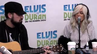 Bebe Rexha - I Got You (acústico) Elvis Duran Live Legendado