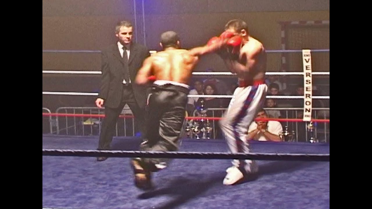 Boxe LIONEL PICORD vs FRÉDÉRIC FICET Full-Contact 2005