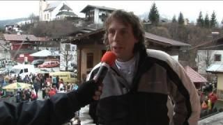 Ernest - Interview in Kirchberg door Rob Ronalds