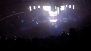 Bassnectar Live Birmigham NYE 360 15-16 Intro Teleport Massive