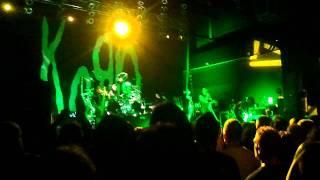 Korn live - Dirty - Bremen Pier 2 14.06.11