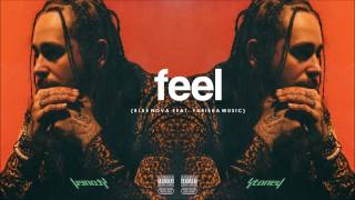 Blue Nova feat. Farisha Music - FEEL (Post Malone x Kehlani Cover)