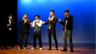Hard To Say I'm Sorry (Az Yet / Chicago Acapella Cover) - NPVoices [Prelude II]