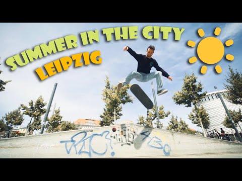 Sommer in Leipzig: So kommst du lässig durch die warmen Tage