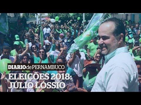 Para Júlio Lóssio, Governar um estado é mais fácil do que governar um município