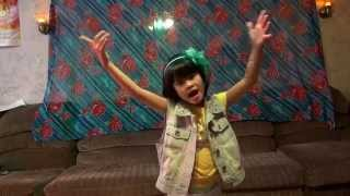 heaven and hell c.c catch cover melanie hu 7 yrs old -NEW 2014