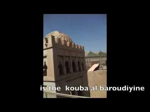 Kouba al Baroudiyine, Marrakech, Morocco