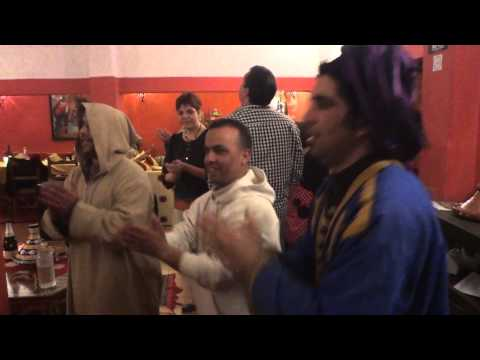 New Year Party Morocco 2012-2013 – Hotel Dar Rita in Ouarzazate – part 8