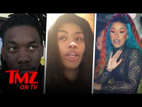 Offset's Mistress Didn't Know How Serious His Marraige To Cardi B Was | TMZ TV