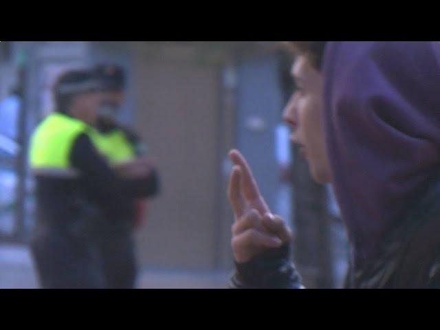 Videoclip oficial de 'Polizzia', de Ayax y Prok.