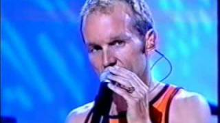 James - Getting Away With It (Live) (TOTP 2001)