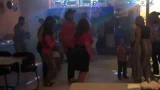 Bailando Zapateado mix PAVIDO NAVIDO , palo verde , la loba..