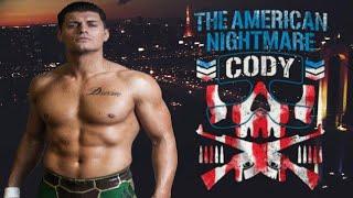NJPW/ROH Cody Rhodes Custom Titantron 2018