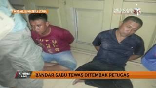 Petugas BNN Tembak Mati Bandar Narkoba