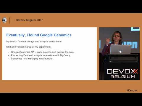Reliability and Resilience in the Cloud   Experiments with Google Genomics and Cloud Foundry Mallika
