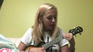 """I Love You So"" The Walters Ukulele Cover"