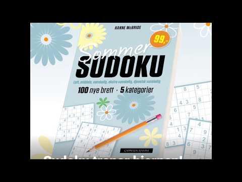 Sommer-sudoku
