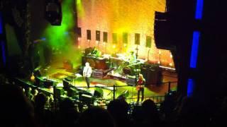 Crowded House Live - Saturday Sun - Dallas 8/5/10 - 2 of 13