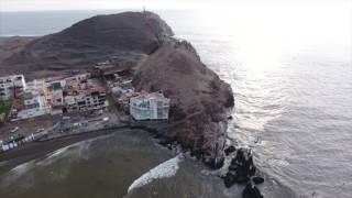 Punta Hermosa Drone