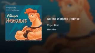 Go The Distance (Reprise)