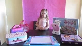 Presentacion del canal Los juguetes de Arantxa - Presentation of my channel