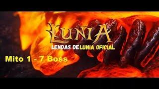 Lunia Mito 1 -  7 Todos os Boss Juntos de Mito 1 Servidor LastGaming