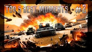 Top 5 best moments Company of heroes 2